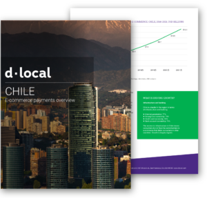 Chile eCommerce payments overview